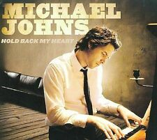 HOLD BACK MY HEART BY MICHAEL JOHNS (CD, JUNE 2009, TRP Records)
