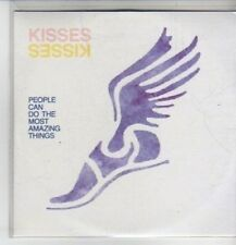 (CP933) Kisses, People Can Do The Most Amazing Things - 2010 DJ CD