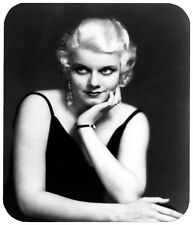 HARLOW JEAN MOUSE PAD 1/4 IN. MOVIE TV MOUSEPAD RETRO VINTAGE HOLLYWOOD