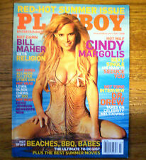 PLAYBOY JULY 2008 CINDY MARGOLIS ISSUE