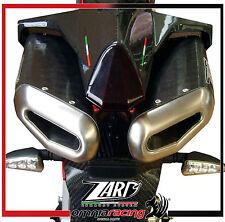 Zard Penta  Carbon - Bimota Tesi 3D 08> Full Exhaust System +Tube No Kat Auspuff
