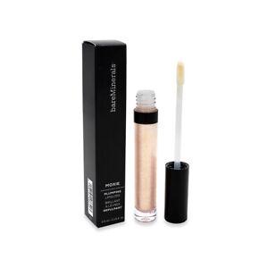 bareMinerals Moxie Plumping Lip Gloss 24 KARAT - Full Size 0.15 Oz. / 4.5mL