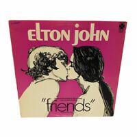 """FRIENDS"", ELTON JOHN,  ORIGINAL MOVIE SOUND TRACK, VINYL LP ALBUM, from 1971"