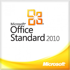 Microsoft Office Standard 2010 - download in giornata!