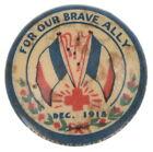 WWI Australia / France Button