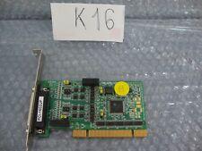ADVANTECH PCI-1602UP card