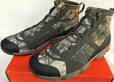 Under Armour UA SpeedFit 1257447-946 Camo Realtree AP Xtra Hiking Boots Men's 10