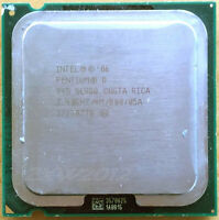 Intel Pentium D 945 3.4 GHz LGA 775 CPU  4M/800 Presler Dual Core Processor
