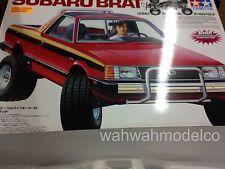 58384 1/10 Subaru Brat Off-Road Kit TAMC0394 TAMIYA