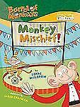 Storytime Stickers: BARREL OF MONKEYS: Monkey Mischief!