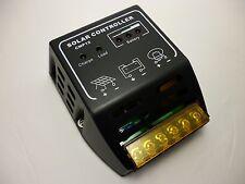 Solar Controller Regulator 12 or 24 VDC 10 Amp for Solar Panel & Batteries SCR1