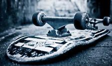 Skateboard Skate Skating OVER 1 METER WIDE Glossy Poster! **UK SELLER**