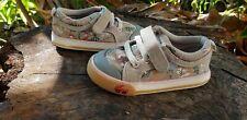 See Kai Run Kristin Sneaker Shoes - Toddler Girls Size 5 - Woodland Print