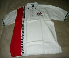 Pierce Official Fire Truck of Daytona International Speedway Golf Shirt XL NEW
