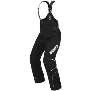 FXR™ Women's Team Black Snowmobile Pant 170301-1000-XX