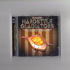 Hardstyle Gladiators THE SECOND FIGHT 2CD NEU OVP HARDSTYLE HARD TRANCE HARDBASS