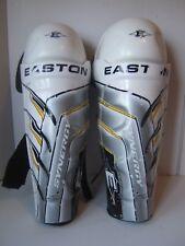 "Easton Synergy 15"" 38cm Ice Hockey Shin Pads Guards"