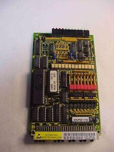 MAN Roland 300 700 900 Printing Press Circuit Board - A 37V 1082 70  A 35A459070