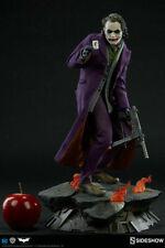 Batman The Dark Knight- THE JOKER Heath Ledger Premium Format Sideshow 1/4 50 cm