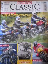 MOTORRAD Classic n°5 2006 - Yamaha HL 500 - 80 anni Ducati [P60]