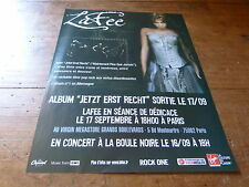 LAFEE - Publicité de magazine / Advert JETZT ERST RECHT !!!