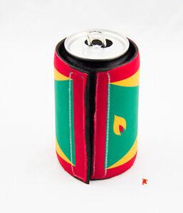 Grenada Flag Design Can Cooler