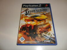 PlayStation 2  PS 2  Stuntman: Ignition