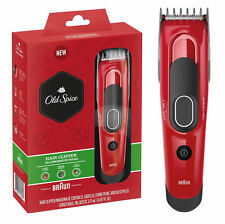 Old Spice Hair Clipper Trimmer Shaver Cutter Beard and Head by Braun 50s 1 Each