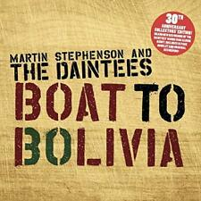 Martin Stephenson And The Daintees - Boat To Bolivia 30th Anniversary (NEW CD)