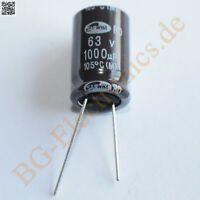 10x CapXon 470µF 10V- ø9x13mm H186 85°C 470uF,ELKO,Elektrolyt-Kondensator