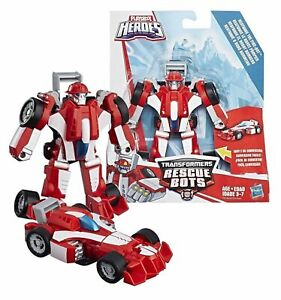 Transformers Playskool Heroes Rescue Bots Heatwave the Fire-Bot New in Box