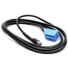 Radio iPHONE iPOD IPAD MINI ISO AUX IN Adapter für VW Passat B5 Polo Fiat Bravo