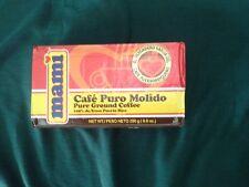MAMI Coffee Brand from Puerto Rico,  1 bag - 8.8oz - WWS