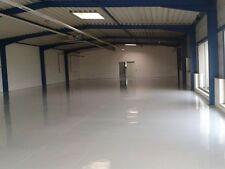 EPXD Bodenfarbe Beschichtung 2K bis zu 25m² RAL 7035 + Walze + 100g Chips S/W