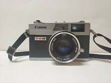 Canon Canonet QL17 G3 GIII Fully Functional, Film Tested G-III
