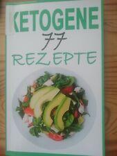 Rezeptbuch ketogene Ernährung