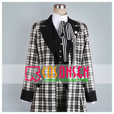 Kuroshitsuji Black Butler Book of Murder Ciel Phantomhive Cosplay Costume