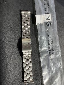 Genuine Breitling Profesional II Bracelet 20mm