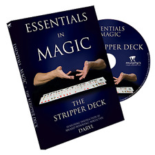 Essentials in Magic Stripper Deck from Murphy's Magic