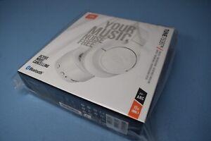 JBL TUNE 750BTNC Bluetooth Wireless Headphones w/Noise Cancelling (White)  (23D)
