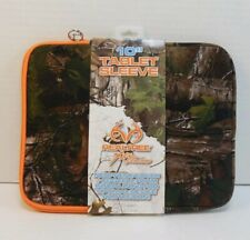 "Realtree Xtra Colors 10"" Tablet iPad Sleeve Cover - Camouflage"