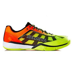 SALMING VIPER 4 48 49 NEU 140€ indoor handball hallenschuhe ninetyone 91 kobra