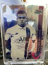 Topps Liga de Campeones de Cristal 2019//20 Edición Limitada kylain Mbappe PSG