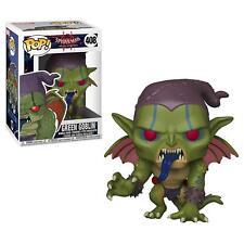 Funko Pop Marvel: Animated Spider-Man Green Goblin 408 33979 In stock