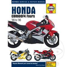 Honda CBR 600 FS Sport 2001 Haynes Manual de reparación de servicio 3911