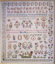 10% Off Reflets de Soie Counted X-stitch chart - Marie Danne 1882