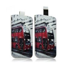 Housse Coque Etui Pochette pour Sony Xperia M / Xperia L / Xperia Z1 Compact ave