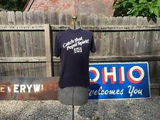 "New listing Vintage 80's Pepsi T-shirt ""Catch the Pepsi Spirit"" Navy Blue"