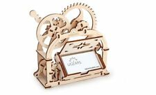 "Mechanical UGEARS wooden 3D Model ""MECHANICAL BOX"" Construction Set"