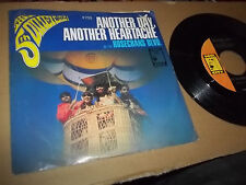 the 5TH DIMENSION ANOTHER DAY, ANOTHER HEARTACHE 45 + PS excellent++